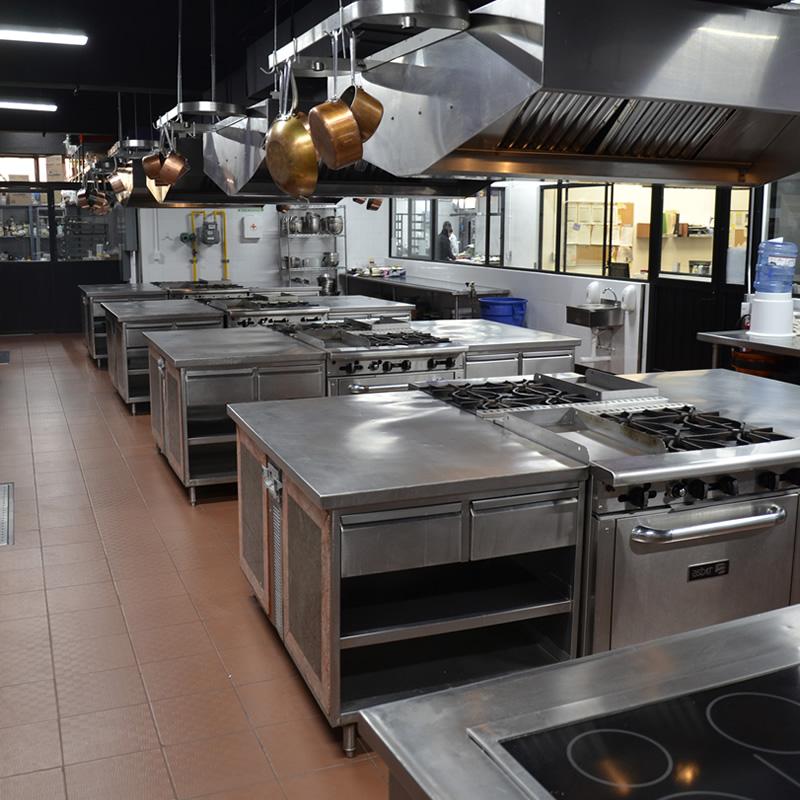 Escuela de gastronomia