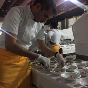 Escuelas gastronomia