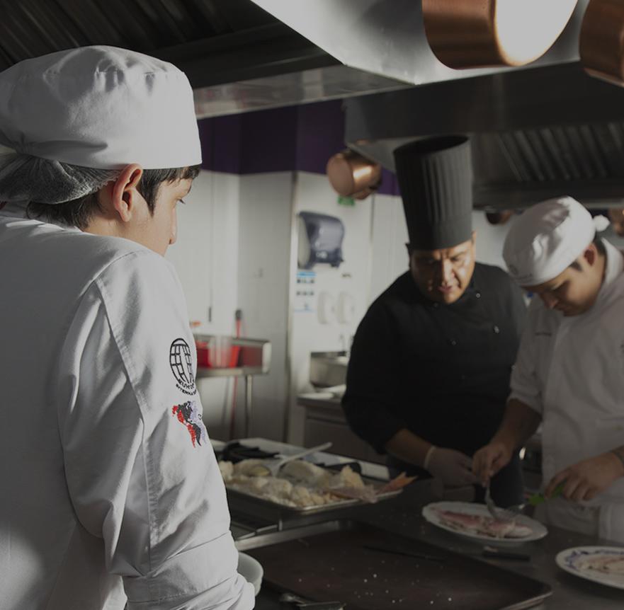 Escuela gastronomia