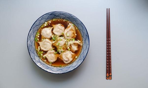 Dumplings y baos